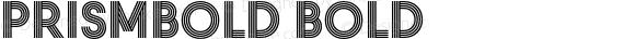 PrismBold Bold