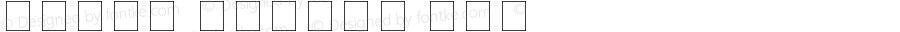 Arial Hebrew 常规体 10.0d4e2