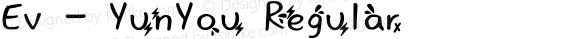 Ev - YunYou Regular
