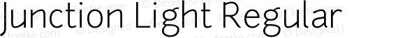 Junction Light Regular