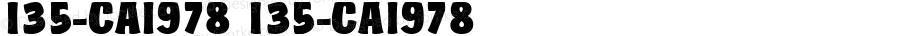 135-CAI978 135-CAI978 Version 3.0