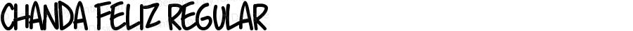 Chanda Feliz Regular Version 1.00 March 30, 2014, initial release