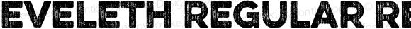 Eveleth Regular Regular Version 1.000