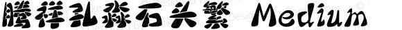 腾祥孔淼石头繁 Medium Version 1.00