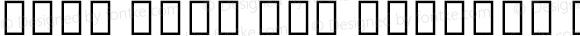 Noto Sans Old Persian Regular Version 1.02