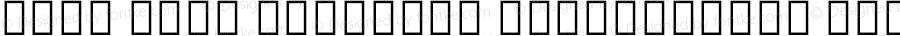 Noto Sans Egyptian Hieroglyphs Regular Version 1.01
