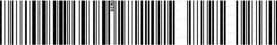 IDAutomationSC128M DEMO Regular IDAutomation.com 2014