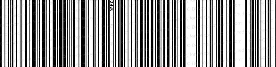 IDAutomationSC128XL DEMO Regular IDAutomation.com 2014