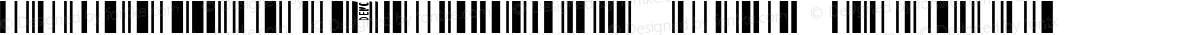 IDAutomationSC128XXS DEMO Regular