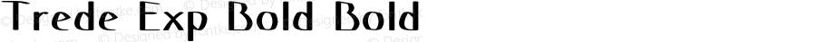 Trede-ExpandedBold