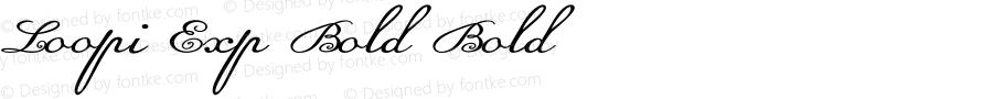 Loopi-ExpandedBold