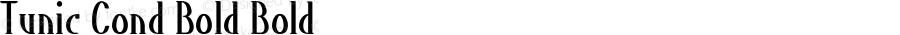 Tunic-CondensedBold