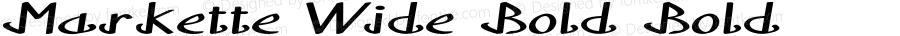 Markette-ExtraexpandedBold