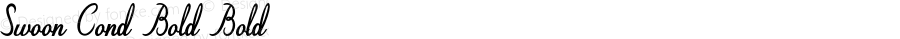 Swoon-CondensedBold