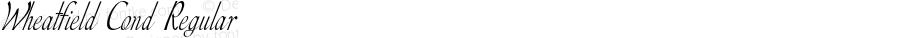 Wheatfield-CondensedRegular