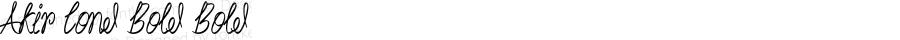 Akir-CondensedBold
