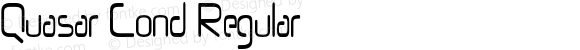 Quasar Cond Regular Version 1.000