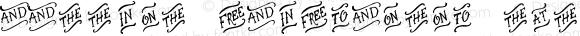 Warrior Catchwords Regular Version 1.000;PS 001.000;hotconv 1.0.70;makeotf.lib2.5.58329