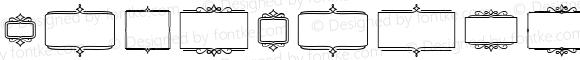 ChurchintheWildwoodExtras-Frames Regular Version 1.000;PS 002.000;hotconv 1.0.70;makeotf.lib2.5.58329