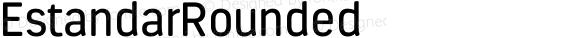 EstandarRounded ☞
