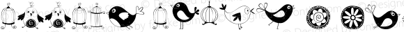 DOODLE DINGS 1 Birds Cages Regular Version 1.0