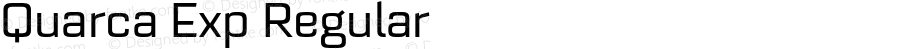 Quarca Exp Regular Version 1.000;PS 001.001;hotconv 1.0.56;com.myfonts.insigne.quarca.ext-regular.wfkit2.3ZUo
