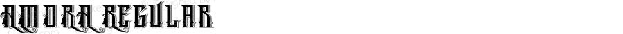 AMORA Regular Version 1.00 November 14, 2014, initial release