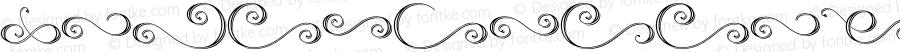 LHFEncoreHTRFlourish ☞ (1.1) #License#;com.myfonts.easy.letterheadfonts.lhf-encore.htr-flourish.wfkit2.version.4i7W