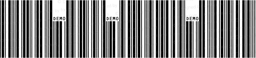 IDAutomationSYC39L Demo Regular IDAutomation.com 2014