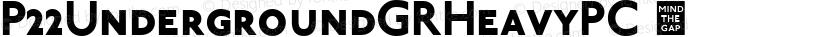 P22UndergroundGRHeavyPC ☞ Preview Image