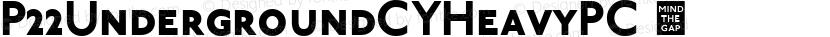 P22UndergroundCYHeavyPC ☞ Preview Image