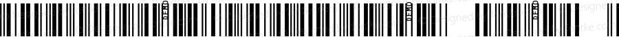 IDAutomationSI25S Demo Regular IDAutomation.com 2014