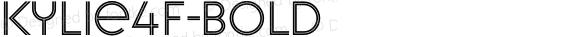 Kylie4F-Bold ☞