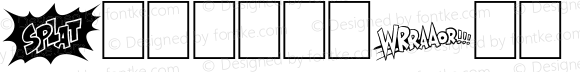 OnomatoBom Regular Version 1.00 December 30, 2014, initial release