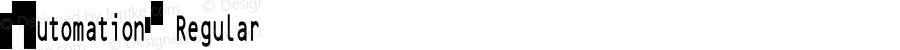 IDAutomation2D Regular IDAutomation.com 2015 2D Universal Font