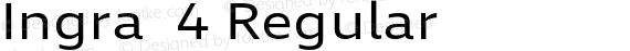 Ingra  4 Regular preview image
