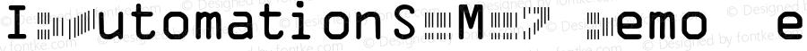 IDAutomationSCMC7 Demo Regular IDAutomation.com 2015