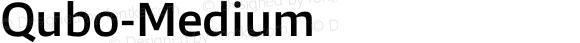 Qubo-Medium ☞
