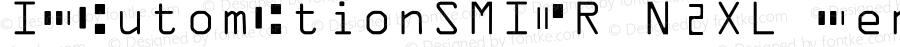 IDAutomationSMICR N2XL Demo Regular IDAutomation.com 2015