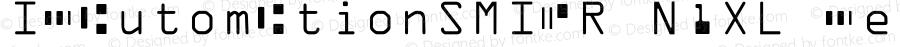 IDAutomationSMICR N1XL Demo Regular IDAutomation.com 2015