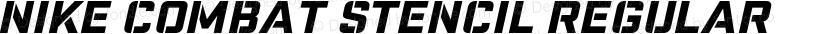 Nike Combat Stencil Regular Preview Image