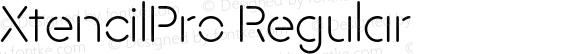 XtencilPro Regular