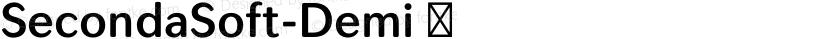 SecondaSoft-Demi ☞ Preview Image