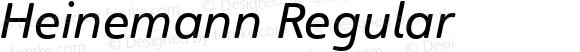 Heinemann Regular Version 1.000 2006 initial release;com.myfonts.easy.fw-heinemann.heinemann.roman-italic.wfkit2.version.37cD