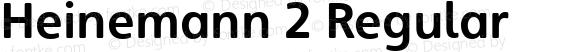 Heinemann 2 Regular Version 2.000;com.myfonts.easy.fw-heinemann.heinemann.bold.wfkit2.version.37cE
