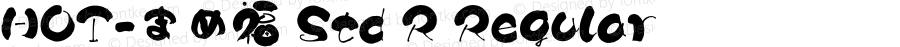 HOT-まめ福 Std R Regular Version 1.000;PS 1;hotconv 1.0.38;makeotf.lib1.6.5960