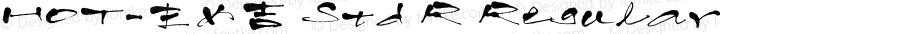 HOT-まめ吉 Std R Regular Version 1.000;PS 1;hotconv 1.0.38;makeotf.lib1.6.5960