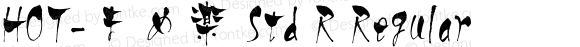 HOT-まめ楽 Std R Regular Version 1.100;PS 1;hotconv 1.0.38;makeotf.lib1.6.5960
