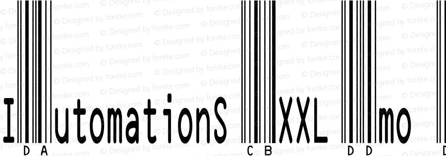 IDAutomationSHCBXXL Demo Regular IDAutomation.com 2015
