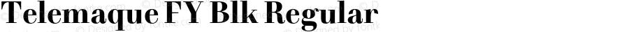 Telemaque FY Blk Regular Version 1.000;PS 1.0;hotconv 1.0.72;makeotf.lib2.5.5900;com.myfonts.easy.fontyou.Telemaque-fy.black.wfkit2.version.4nH9